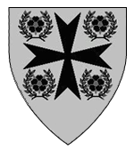 Shire of Blak Rose Shield