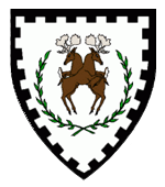Barony of Buckland Cross Shield