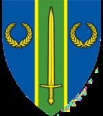 Heraldic artwork for the Shire of Caer Adamant.